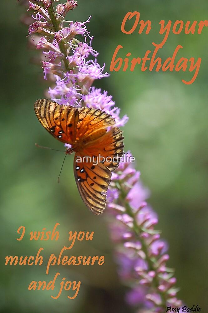 Birthday by amyboddie
