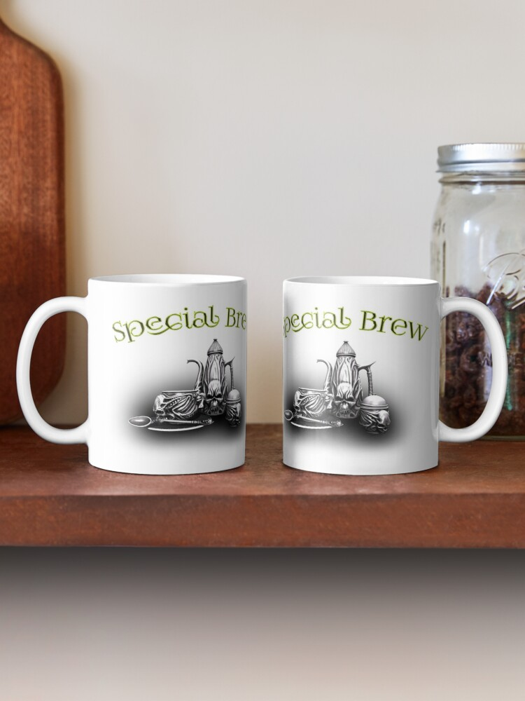 Alternate view of Special Brew Mug
