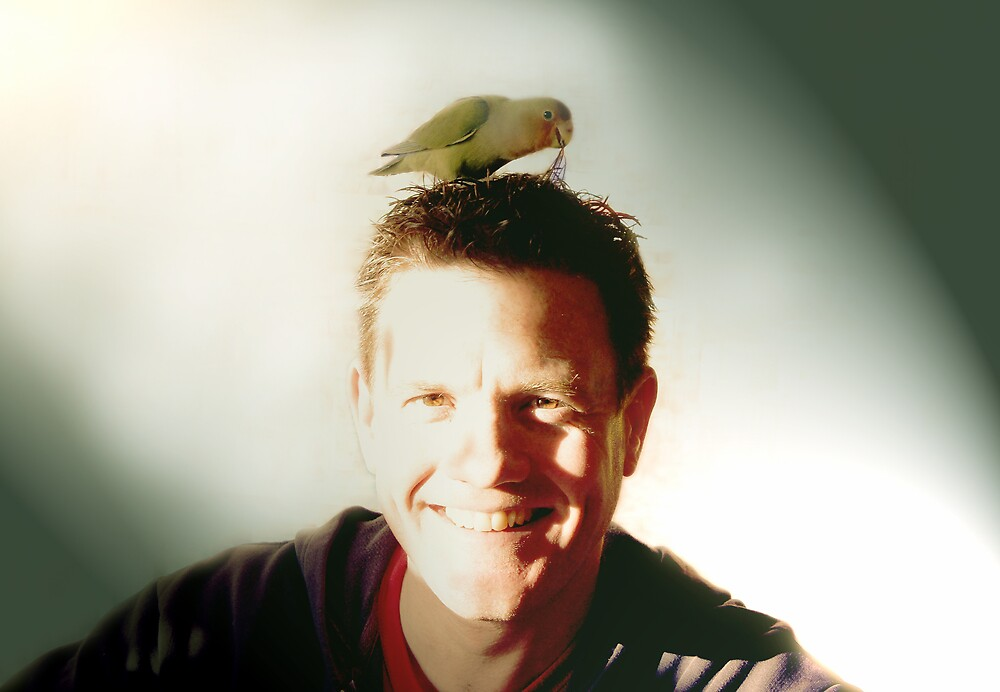 Mark and the Love Bird by Angela Harburn