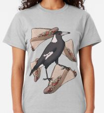 Lone Magpie - Sausage Sizzle Classic T-Shirt