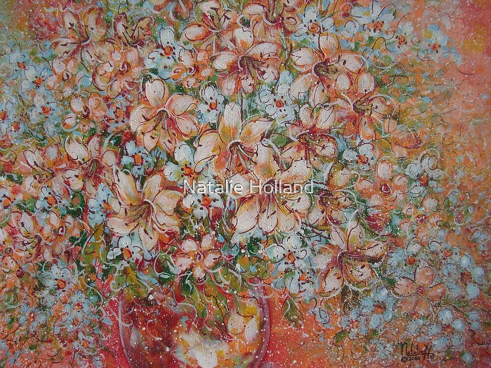 Rainbow Bouquet by Natalie Holland