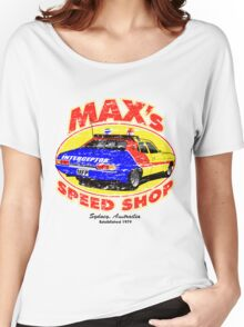 Mad Max's Speed shop Women's Relaxed Fit T-Shirt