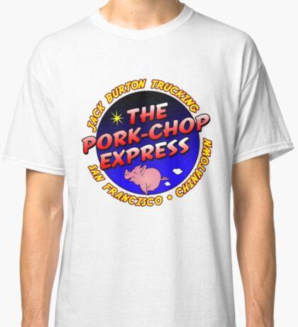 Pork Chop Express Jack Burton Trucking Classic T-Shirt