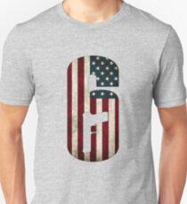 Rainbow Six Siege USA Unisex T-Shirt