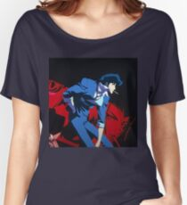 Cowboy Bebop Spike and Faye Women's Relaxed Fit T-Shirt