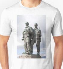 the commando memorial Unisex T-Shirt