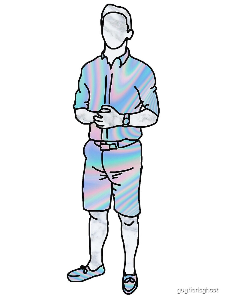 vaporwave you know i had to do it to em by guyfierisghost redbubble