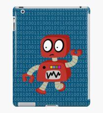 Robot iPad Case/Skin