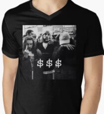 $$$ SUICIDEBOYS x POUYA V-Neck T-Shirt