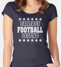 Fantasi Legend FG85 New Product Women's Fitted Scoop T-Shirt