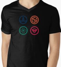 The Orville Comedy Drama Talking About Science Fiction Men's V-Neck T-Shirt