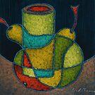 Serie frutas 4 by Jose De la Barra