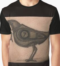 Bird Graphic T-Shirt