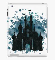 Princess Castle Watercolor iPad Case/Skin