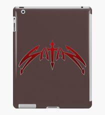 Vinilo o funda para iPad Satán