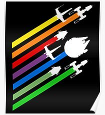 The Orville And Planetary Union Poster