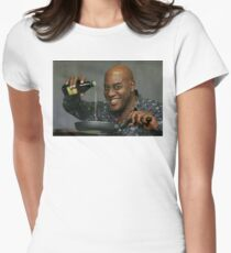 Ainsley Harriot  Women's Fitted T-Shirt