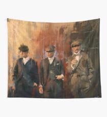 Peaky Blinders, Art Wall Tapestry