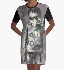 Christian Graphic T-Shirt Dress