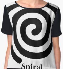 Spiral 2 Chiffon Top