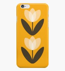 Tulip Phone Case in Mustard Yellow iPhone 6s Case