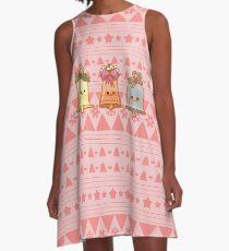 Xmas bells A-Line Dress