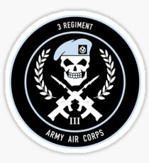 British Army – 3 Regiment Army Air Corps  Sticker