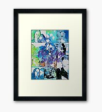 The Earp Sisters 1 Framed Print