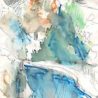 SOMEWHERE IN WHISTLER(C2012) by Paul Romanowski
