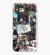 Why Don't We Collage iPhone Case/Skin