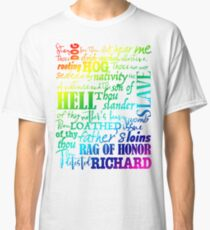Margaret's Curse (rainbow because why not) Classic T-Shirt