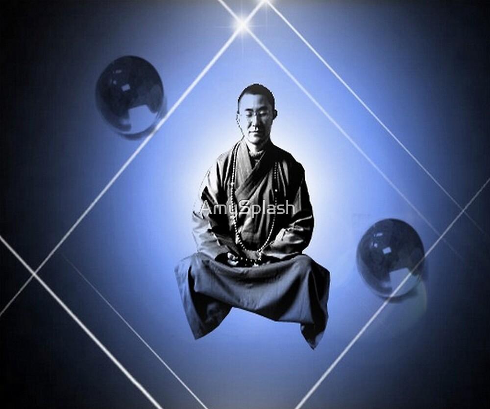 Buddha by AmySplash