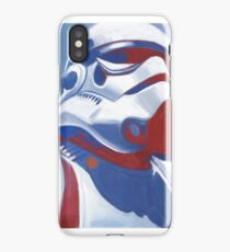 Trooper at Sunset iPhone Case/Skin