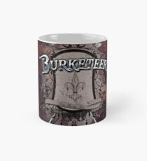 Official Burketeer Badge Mug Mug