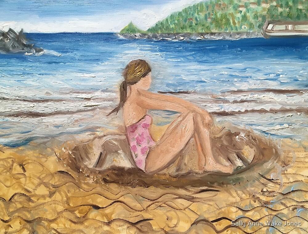 Sophie's Boat by Sally Anne Wake Jones