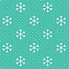 Let It Snow - Mint by daisy-beatrice
