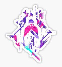 hyper Sticker
