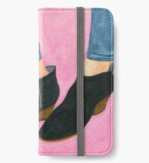 These Boots are Made for Walking iPhone Wallet/Case/Skin