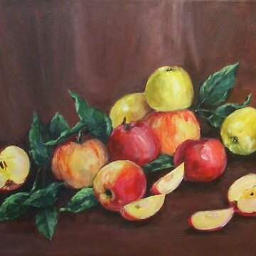Apples by Anthropolog