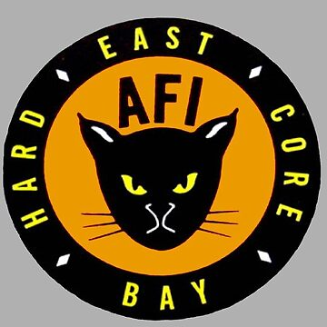 East Bay Harcore Kitty by PitchBlaqk
