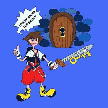 LOCKIN' DOORS FOR DAYS!!! by ssliwa1