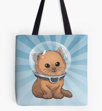 Keep Calm Kitty Tote Bag