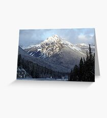 That Wintry Feeling Greeting Card