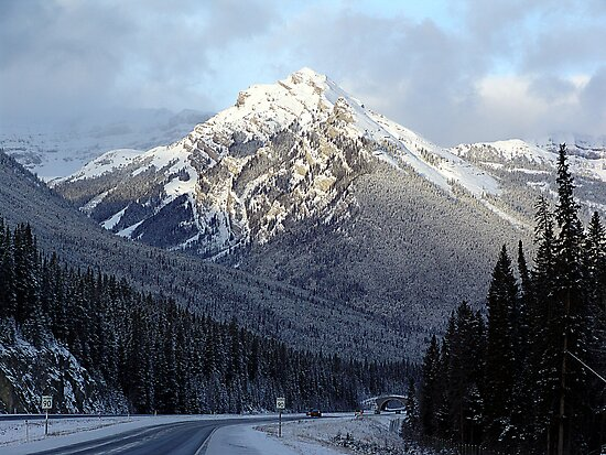 That Wintry Feeling by George Cousins