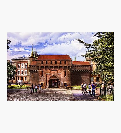 Barbican Cracow Photographic Print