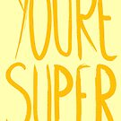 Love Me, Love Me Not: You're Super...Awkward by AParry