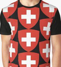 Switzerland Graphic T-Shirt