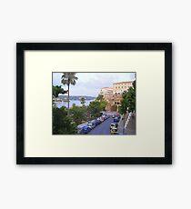 Mahon.....................................Menorca Framed Print