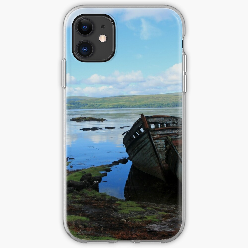 Salen serenity iPhone Case & Cover