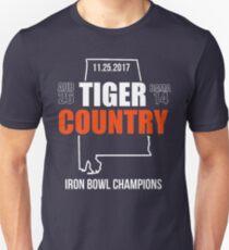 2017 IRON BOWL CHAMPIONS SHIRT Unisex T-Shirt